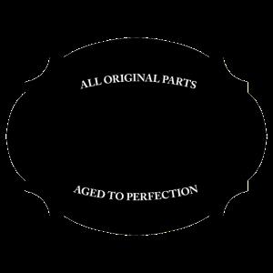 All original Parts 2012