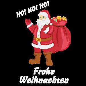 Nikolaus - Frohe Weihnachten