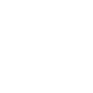 Krone weiss