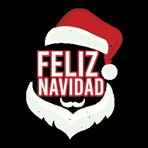 Feliz Navidad Frohe Weihnachten Heiligabend