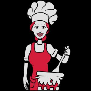 kochen köchin
