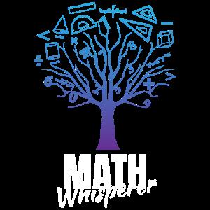 Math Whisperer Gift Student Teacher High School