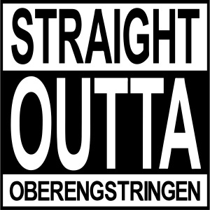 Straight outta Oberengstringen