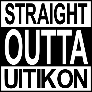 Straight outta Uitikon