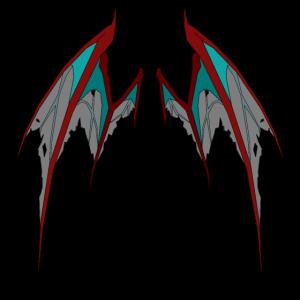Red Demon Wings!