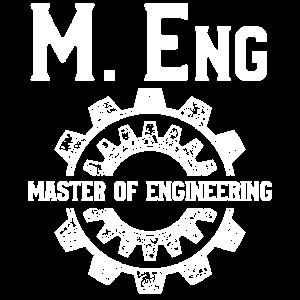 M. ENG MASTER OF ENGINEERING
