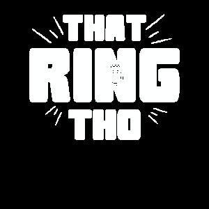 Lustig, dass Ring Tho Engagement Vorschlag Geschenk
