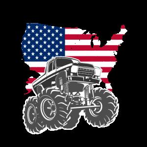 Monster Truck - USA