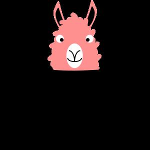 Lama in der Tasche