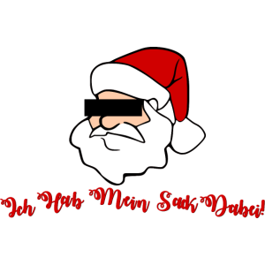 Weihnachtsmann santa claus xmas geschenk