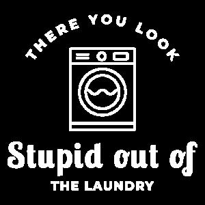 Da guckst du dumm aus der Wäsche - Denglisch