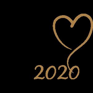 Papa 2020 Herz