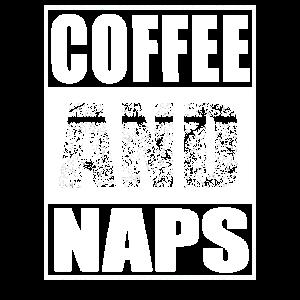 Kaffee Nickerchen Koffein Schlafen Geschenk