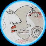 Mond - Gesichter