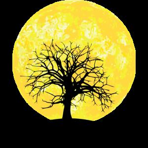 Moon - Baum
