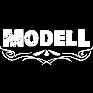 Mein Beruf ist Modell