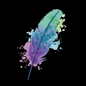 Aquarell Feder