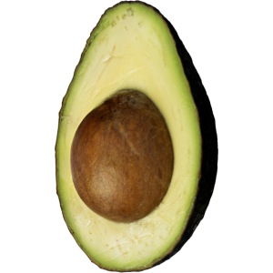Real Photo Trendy AVOCADO vertical