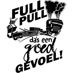 full pull black