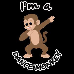 I`m a Dance Monkey