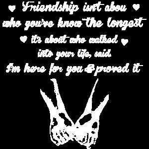 Friendship - Hand in Hand