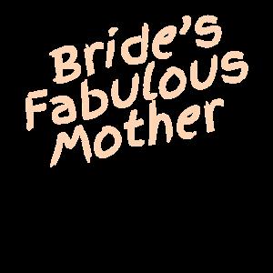 Mother Of The Bride Gift Bridesmaid Bridal Wedding