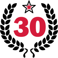 30 - Dreißig - Birthday - runder Geburtstag