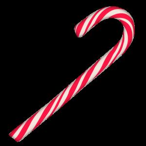 Zuckerstangen Weihnachtlich