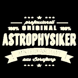 Astrophysiker aus Leidenschaft