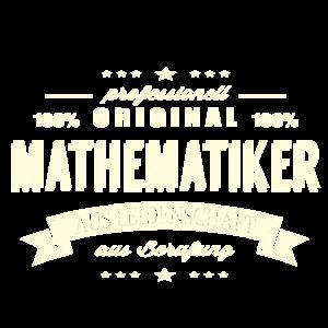 Mathematiker aus Leidenschaft