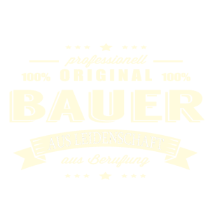 Bauer aus Leidenschaft