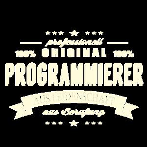 Programmierer aus Leidenschaft