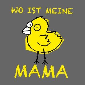 Wo ist meine Mama