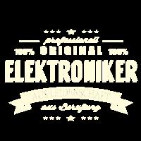 Elektroniker aus Leidenschaft