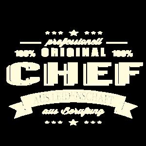 Chef aus Leidenschaft