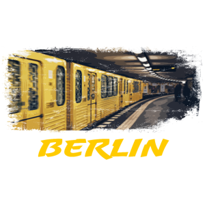 Berlin U Bahn - Souvenir