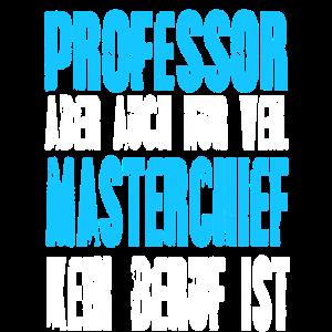 Professor statt Masterchief