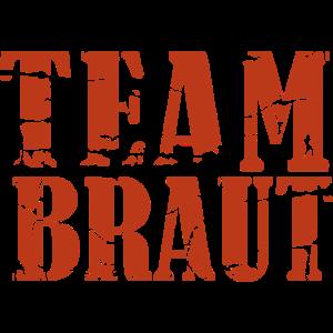 JGA Junggesellinnen Abschied Team Braut