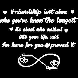 Friendship / Freundschaft
