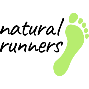 natural runners Fußabdruck 2-farbig