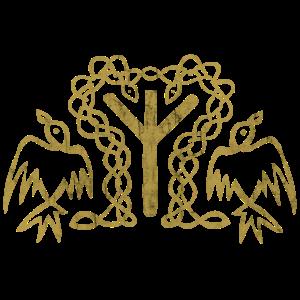 Rune Algiz