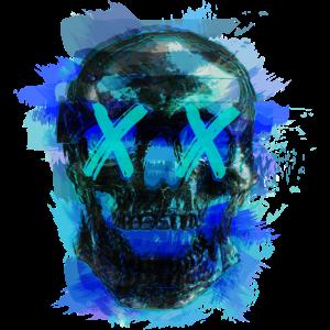 Blue Death (Totenkopf)