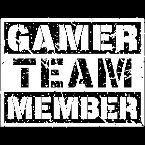 Gamer Team Member (Used)