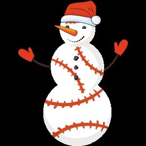 Baseball Weihnachtsoutfit