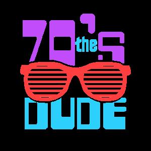 70s Mode Musik DJ Siebziger Kult Partymode
