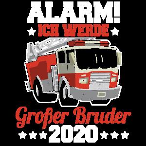 Alarm Ich werde Großer Bruder 2020 Geschenk