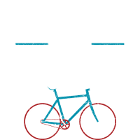 Alter Mann - Fahrrad | Vintage Retro Style