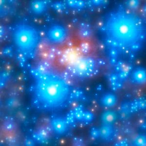Galaxie, Sternenhimmel, Universum, Weltall, Kosmos