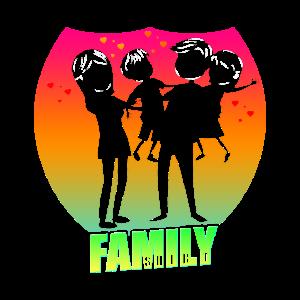 Familie Family Glück glücklich Kinder Eltern Idee