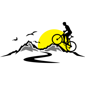 Sport - Berge Fahrrad